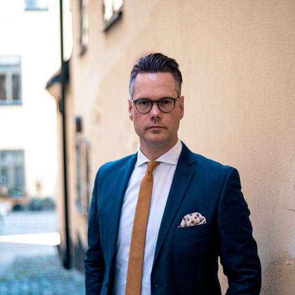 Marthin Högsten Advokat och delägare