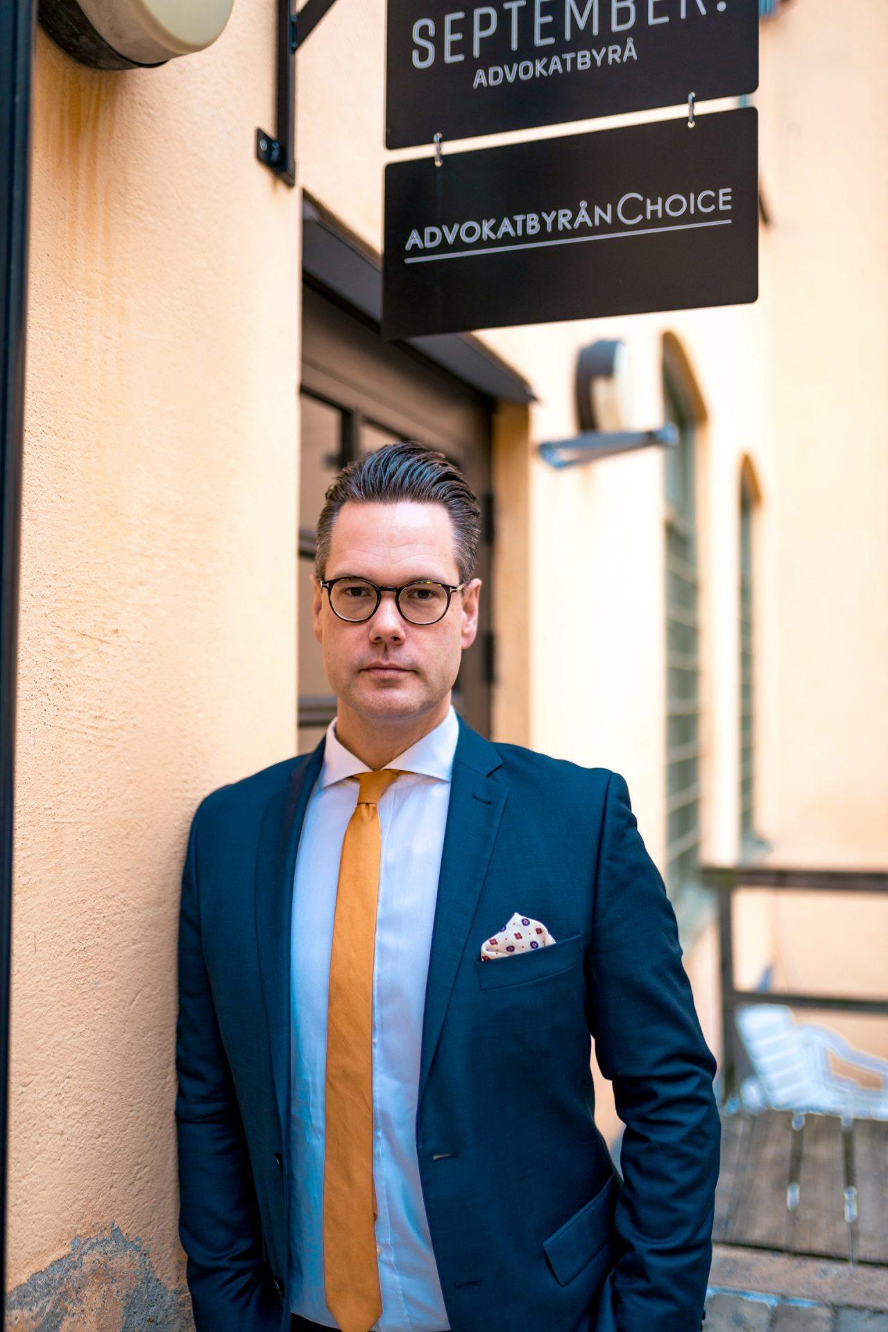 Advokat Marthin Högsten
